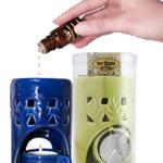 Kominki aromatoterapeutyczne