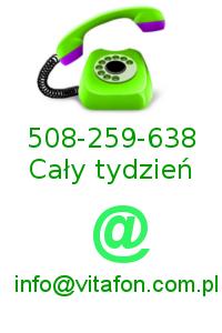 Kontakt Vitafon