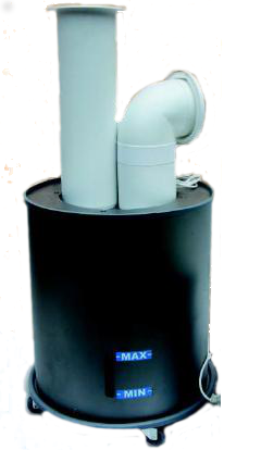 >Generatory aerozoli solankowych