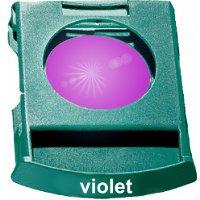 Światłoterapia Q.Light kolor fioletowy