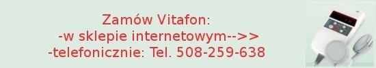 Zamówienie Vitafonu