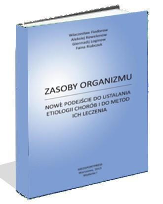 KSiążka Zasoby Organizmu